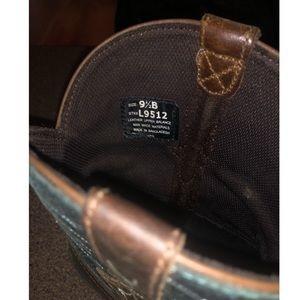 Justin's cowboy boots - women's size 9.5